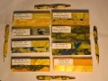 Acrylic craft blanks Yellow Range