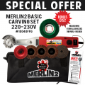 2: Merlin 2 Universal Variable Speed 10040 WITH BONUS DISC