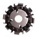 D: Merlin 21008 - 8 Tooth Saw Chain Disc Set
