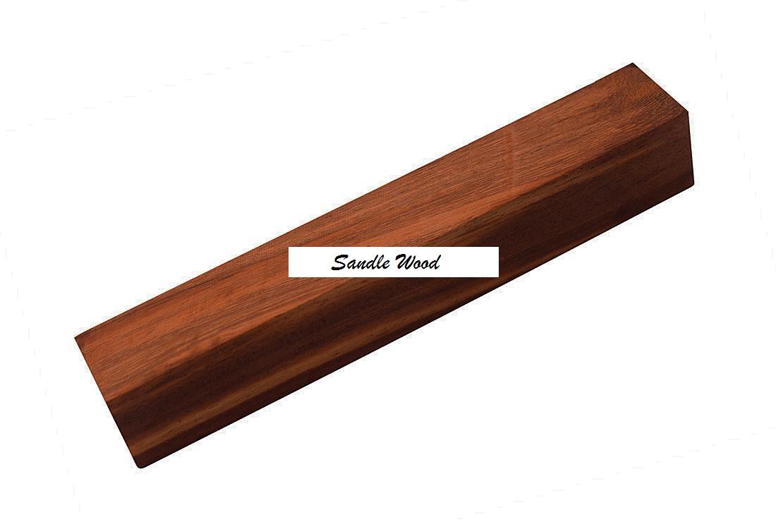 Sandlewood Pen Blanks