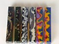 Camouflage Acrylic Pen Blanks