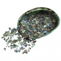 Tumbled  and Polished  Paua Pieces X-Fines TPSXF 3 to 5 mm