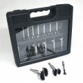 16PCE FORSTNER SAWTOOTH BIT SET IMPERIAL