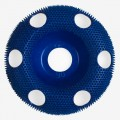 Holey Galahad - Round Coarse Blue 47851 RCB 7/8