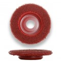 F: Merlin2 10088 Medium Thick All Surface Disc - Red