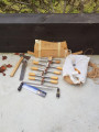 Windsor chair making tools