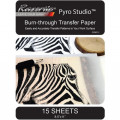 Burn-through Transfer Paper - 15 Sheets PSPAP15