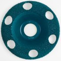 Holey Galahad - Round Fine Green 47853 RFG 7/8