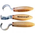 NEW!!! PRO SPOON CARVER'S HOOK KNIFE 40MM 405040