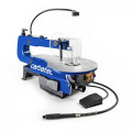 Carbatec 400mm Variable Speed Scroll Saw with Rotary Tool
