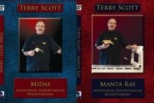 """DVD twin set. """"Manta Ray"""" and """"Midas"""""""
