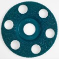 Holey Galahad - Flat Fine Green  47873 FFG 7/8