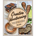 Creative Woodburning Bee Locke BK2685
