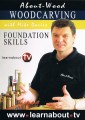 Woodcarving Foundation Skills by Mike Davies