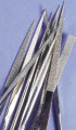 10PC DIA NEEDLE FILE SET  Available in  60 And 240 Grit