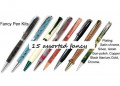 Fancy Slimline Stater Pack  x  15 Assorted colors
