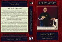 """Manta Ray"" DVD Cover"