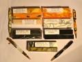 Acrylic Craft Blanks Black & Orange Range