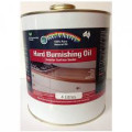 ORGANOIL HARD BURNISHING OIL 4L