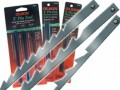 Assorted Scroll saw Blades Pinned