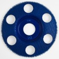 Holey Galahad - Flat Coarse Blue 47871 FCB 7/8