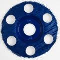 Holey Galahad - Flat Coarse Blue 47871 FCB 7/8